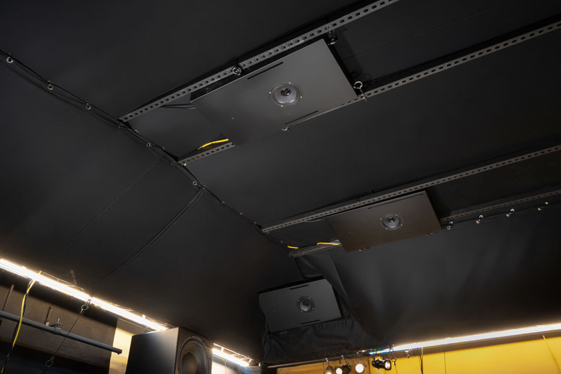 CCRM6 ceiling speaker for Dolby Atmos