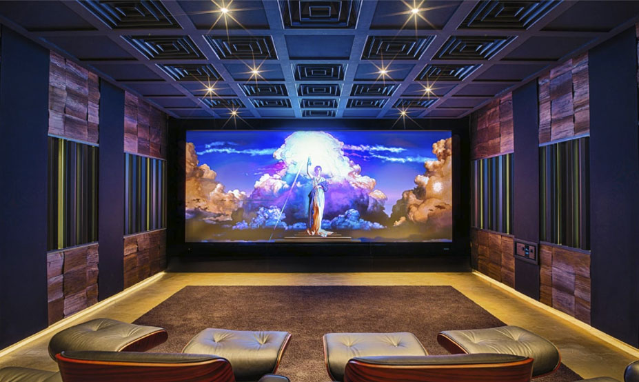 My Sound home theater