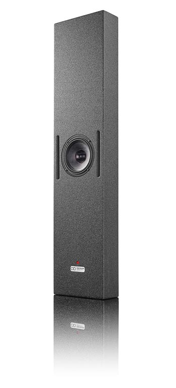 "CCRM6-SB Active high-performance 6,5"" shallow point source coaxial cinema monitor speaker"